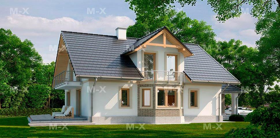 Стоимость проекта и постройки одноэтажного дома под ключ