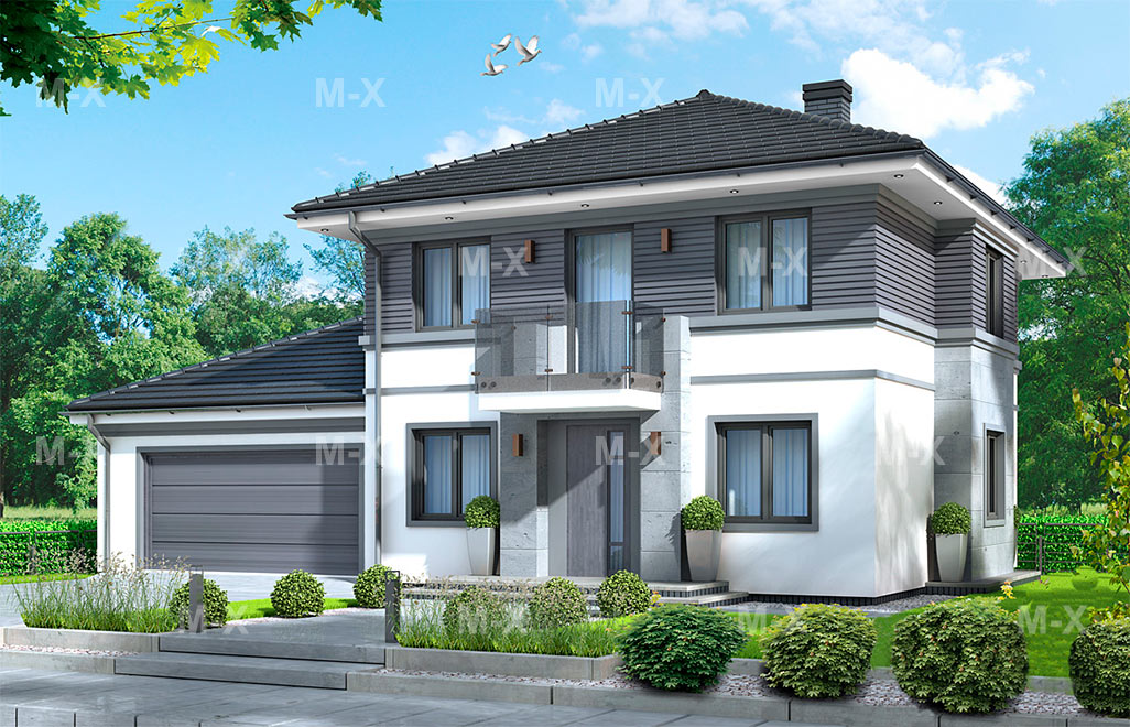 Купить готовый проект дома или коттеджа Проекты домов