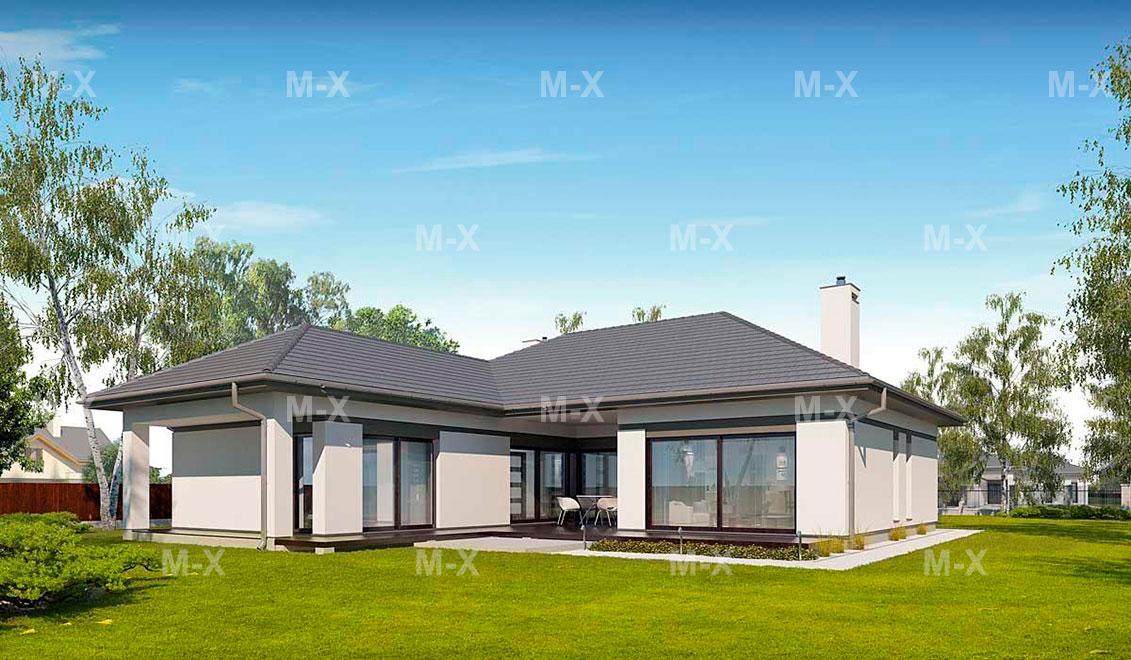 Одноэтажные дома проекты фото до 150 кв.м